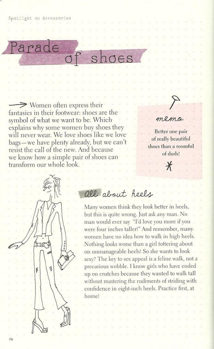 Parisian Chic: A Style Guide by Inès de la Fressange | Shoes