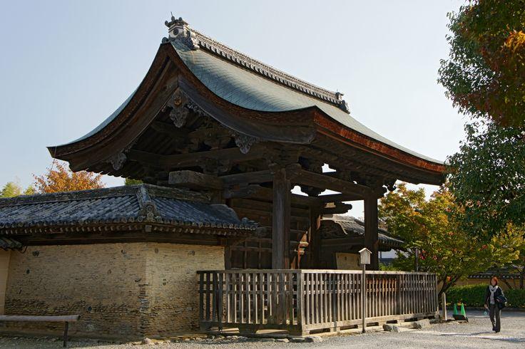 Tenryuji_Kyoto Chokushi gate