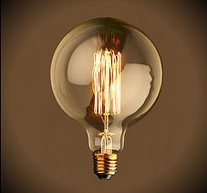 Лампы Эдисона, винтажные лампы, лампы накаливания, лампа эдисона