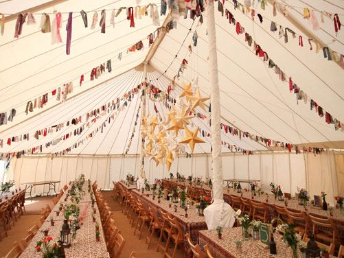 Wigwam Marquees Round Marquees