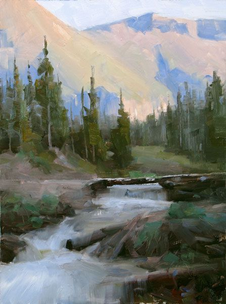 dave santillanes artist | Dave Santillanes & his plein-air paintings | Southwest Art Magazine