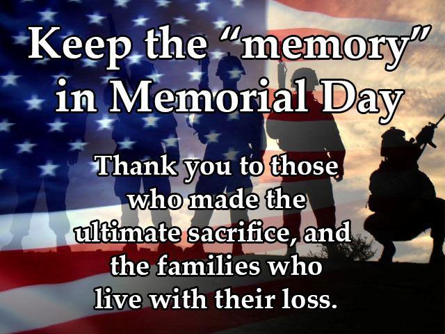 Memorial Day Quotes Images 2017 #memorialday #memorialday2017