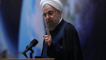 Ιράν κατά ΗΠΑ: Οι κυρώσεις παραβιάζουν τη συμφωνία θα αντιδράσουμε   Οι νέες κυρώσεις των ΗΠΑ σε βάρος της Τεχεράνης τις οποίες υπέγραψε σήμερα ο Πρόεδρος Ντόναλντ Τραμπ παραβιάζουν τους όρους της συμφωνίας για το πυρηνικό πρόγραμμα του Ιράν... from ΡΟΗ ΕΙΔΗΣΕΩΝ enikos.gr http://ift.tt/2fajd3f ΡΟΗ ΕΙΔΗΣΕΩΝ enikos.gr