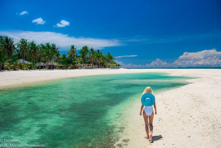Endless paradise... Bantayan Island, Philippines Travel to Philippines with @iveseen_