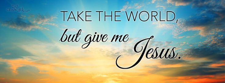 Download Take the World - Christian Facebook Cover & Banner