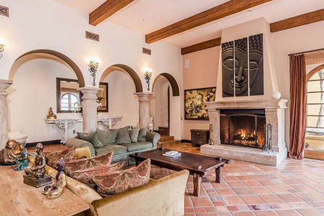 It's Lit | Kendall jenner house, Jenner house, Spanish style homes