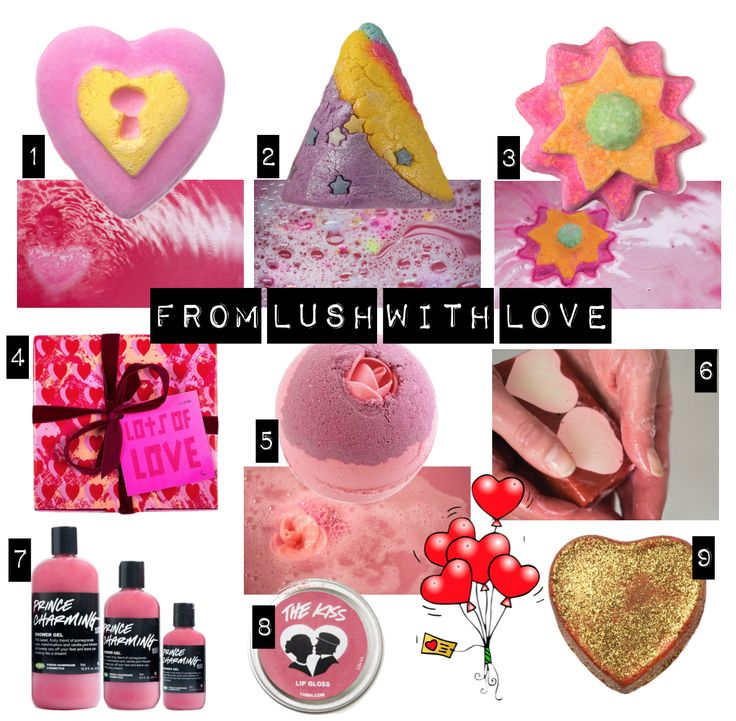 LUSH VALENTINE COLLECTION | Betty`s Fashion Lounge