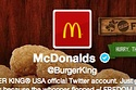 Burger King's Twitter Account Hacked (And Switched To McDonald's)