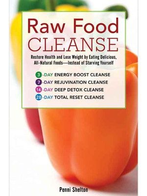 The Raw Food Cleanse pin now read later