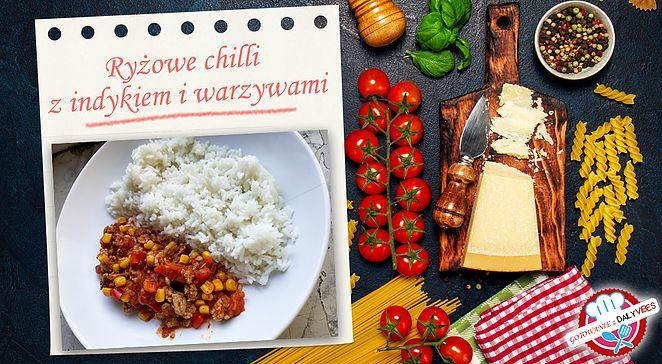 Przepis na ryżowe chilli z indykiem i warzywami   DailyVibes   Kultura   Lifestyle   Rozrywka   Informacje