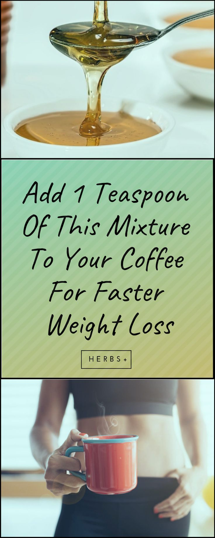 Add 1 Teaspoon Of This Mixture To Your Coffee For Faster Weight Loss