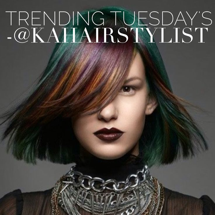 It's Trending Tuesday's!  Every Tuesday in 2016 I get to share with you one of my favourite hair images!  This week is a very special one for me, this gorgeous pic has been shared online for salon magazine, Hair's Now, Theopenhair.com, Estectica China, and has been shared by numerous people. This also was part of my finalist collection for Contessa, for the category of Ontario Hairstylist of the year!  #hothair #haircolor #haircut #hair #torontostylist #torontolife #ilovewhatido #semifinals
