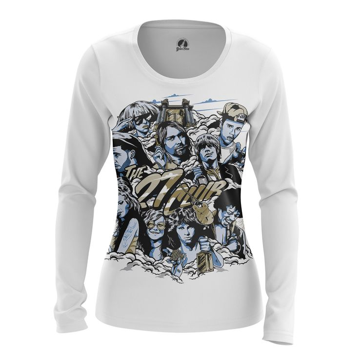 Nice Womens Longsleeve 27 club Suicide Music Stars Clothes – Search tags:  #femaleclothes #femalelongsleeve #girlsclothes #girlslongsleeve #girlstshirts #musicmerch #popbands #rockbands #Rockbandsmerchandise #rockmerchndiselongsleeves #Womenst-shirtaustralia #Womenst-shirtbuy #Womenst-shirtcanada #Womenst-shirtuk Check more at https://idolstore.net/shop/categories/apparels-clothes/girls-longsleeve-27-club-suicide-music-stars-merchandise-clothes/