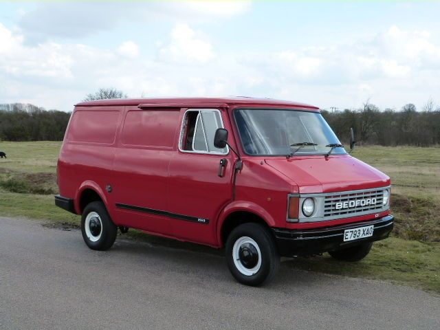 Bedford CF2, Classic Panel Van, 2.3 Diesel, Manual, 1987, 85k | eBay