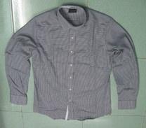 áo sơ mi zara nam tay dài dạng body, chất liệu vải 100% cotton, vải dài và thấm mồ hôi tót. Áo thích hợp cho những bạn làm việc văn phòng.