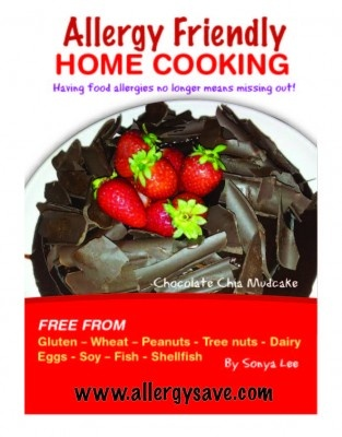 Allergy Friendly HOME COOKING
