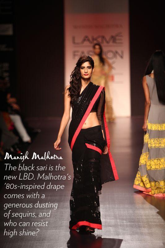 Manish Malhotra #manishmalhotra #sari #embellished