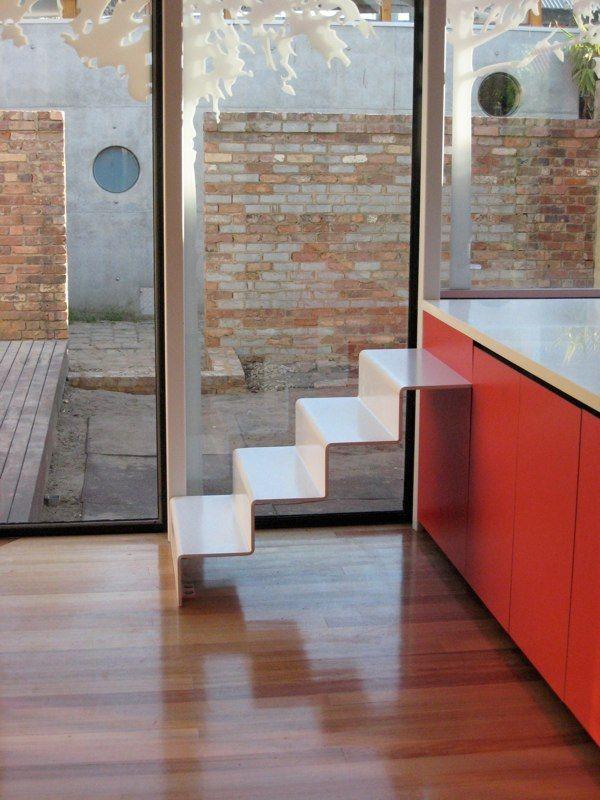 Stairs · TreppendesignTreppe DesignMinimalistische InterieurEine ...