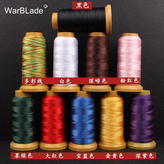 Warblade Polyamide Cord 0 2mm 0 4mm 0 6m In 2020 Sewing Thread Bead Stringing Diy Jewelry Making