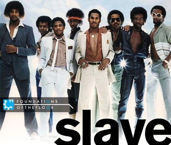 funk band SLAVE