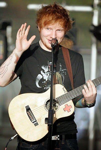 Don't: Ed Sheeran neues Musikvideo ist da! via http://www.mydailycelebritynews.de/2014/08/dont-ed-sheeran-neues-musikvideo-ist-da.html    Bild via commons.wikimedia.org (© Eva Rinaldi from Sydney, Australia)