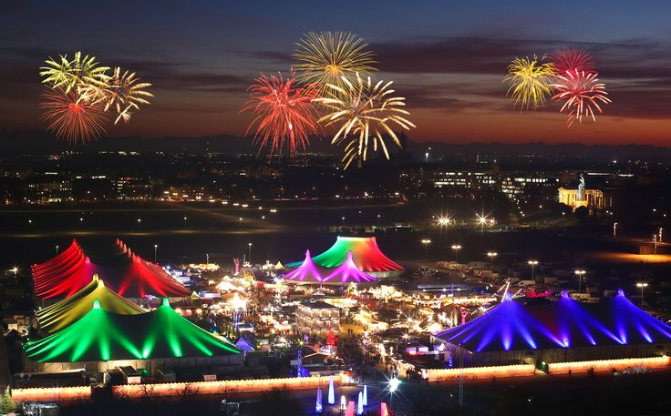 Tollwood Festival,  München