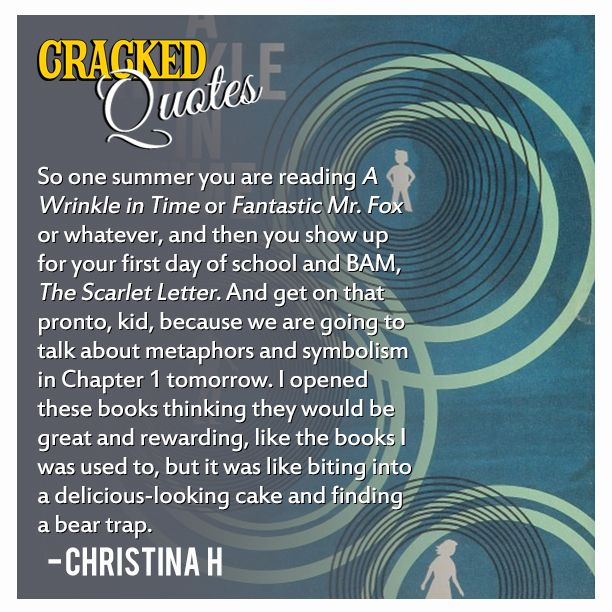 Quotes From A Wrinkle In Time: 75 Best Cracked Quotes Images On Pinterest