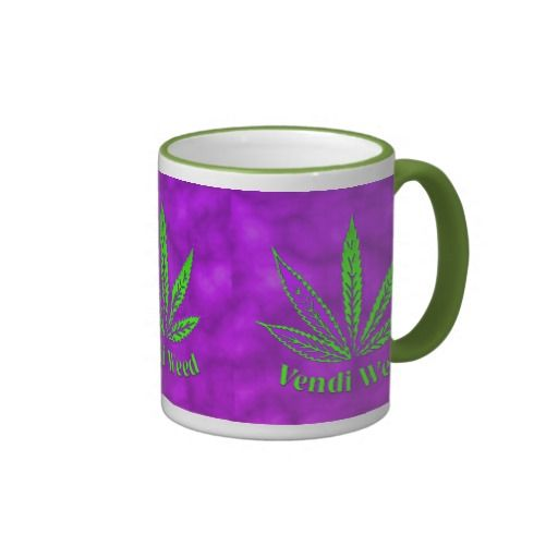 VendiWeed Coffee Cup