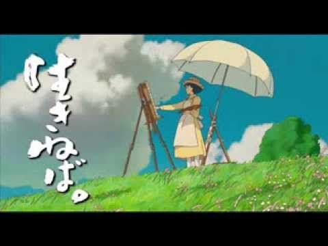 Joe Hisaishi - Kaze Tachinu (Theme song) {Le vent se lève}