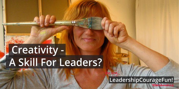 Creativity – a Skill For Leaders?