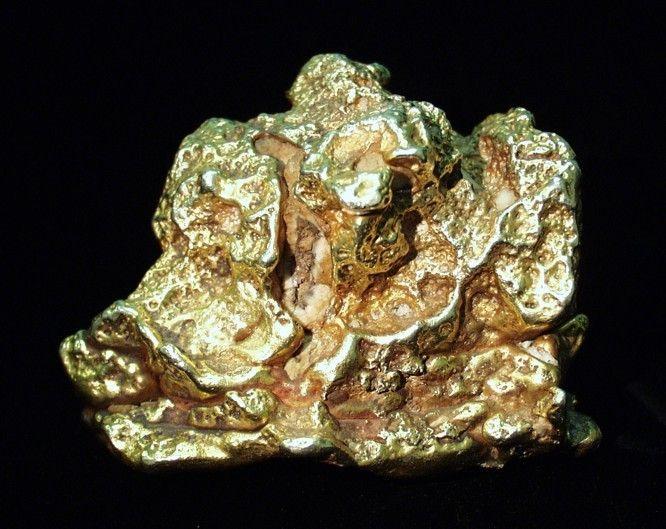 Schmuck gold nugget