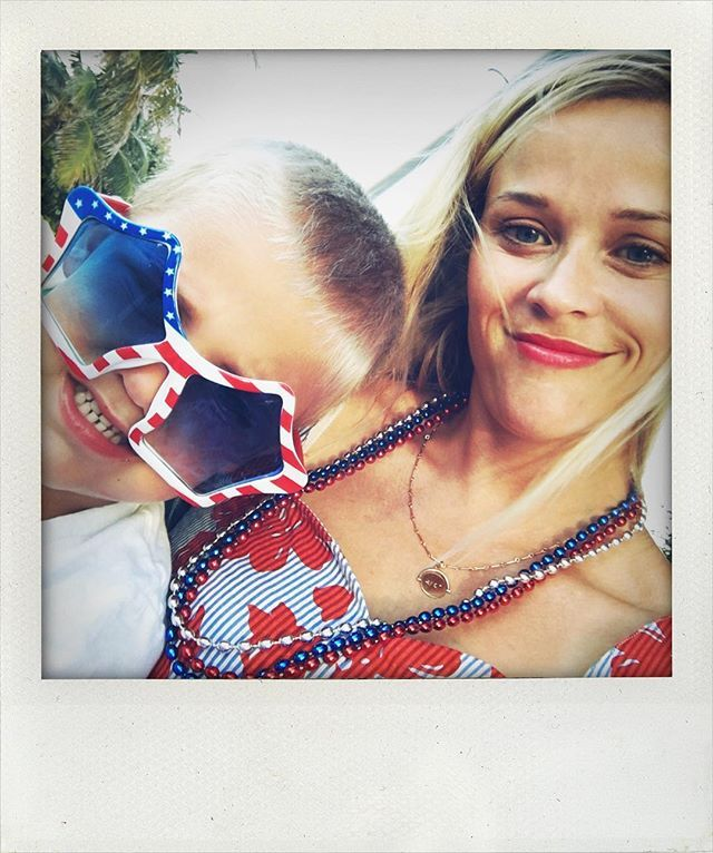 Pin for Later: Reese Witherspoon's Family Photos Are Absolutely Adorable