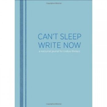 Can't Sleep Write Now