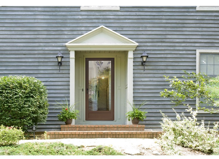 26 best Storm Door Ideas images on Pinterest | Entrance ...