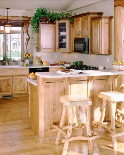 Log Cabin Kitchen Decor: Best 25+ Log Home Kitchens Ideas On Pinterest