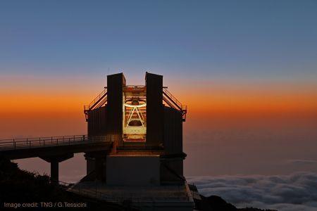 El TNG contribuye a descubrir el primer planeta de la segunda vida del telescopio espacial Kepler.