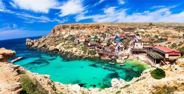 Malte dispose d'un des meilleurs climats au monde. Ce pays jouit de 300 jours d'ensoleillement annue... - iStock