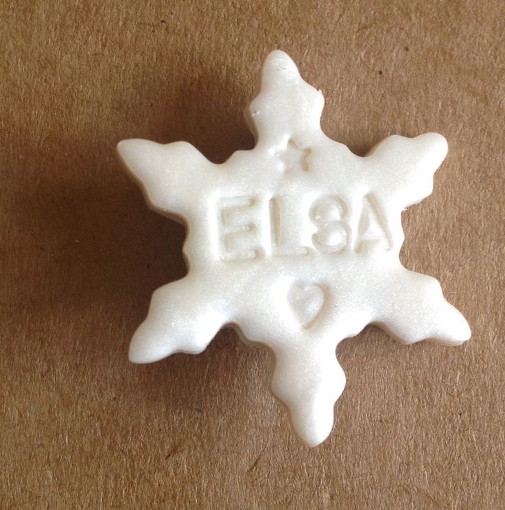 A personal favourite from my Etsy shop https://www.etsy.com/listing/228260987/elsa-snowflake-brooch-made-from-white