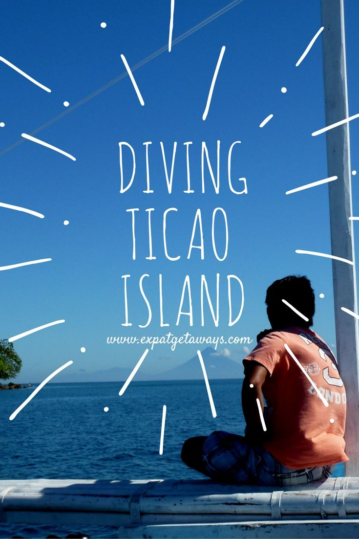 Ticao Island is the perfect place to get away from it all and scuba dive! Get the perfect itinerary on Expat Getaways!
