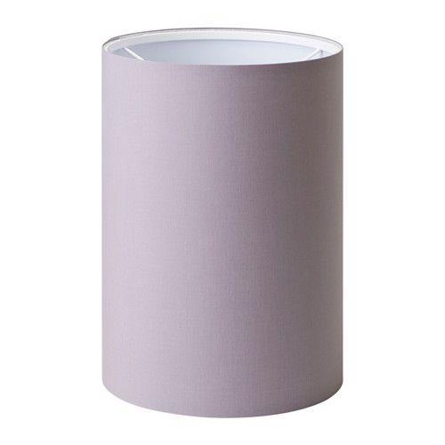 IKEA RISMON shade The textile shade provides a diffused and decorative light.