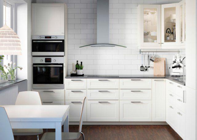 17 Best ideas about Modele Cuisine Ikea on Pinterest | Model de ...