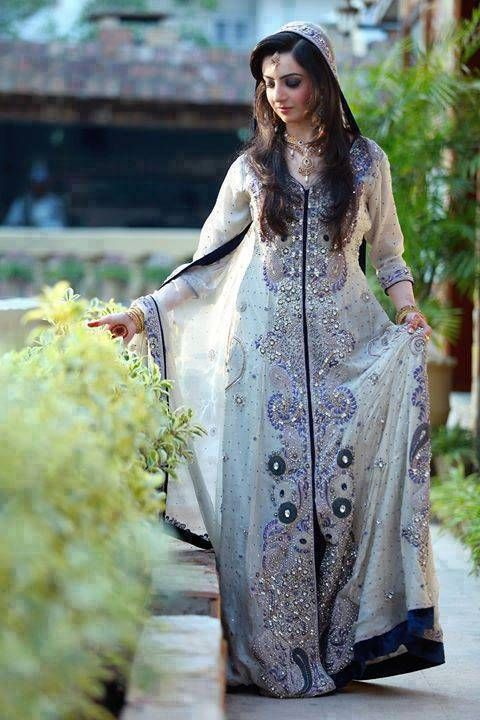 Latest Design walima Dresses in Pakistan and India