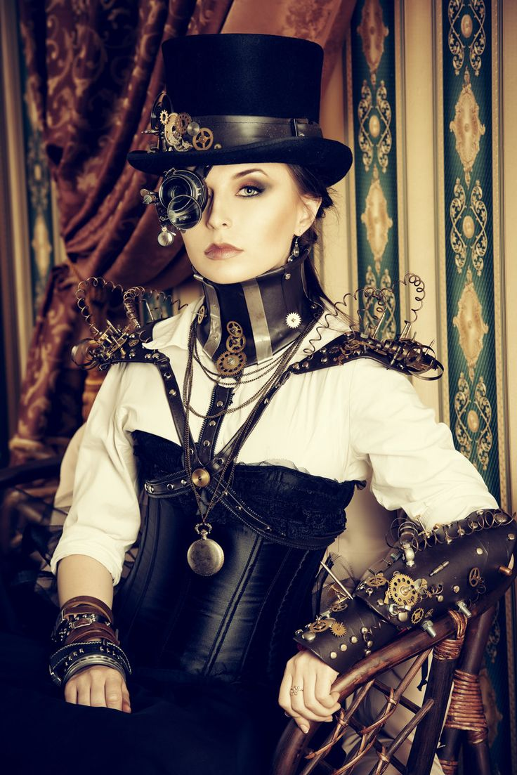 1000 images about cyber steampunk eyepieces on pinterest steam punk close up portraits and. Black Bedroom Furniture Sets. Home Design Ideas