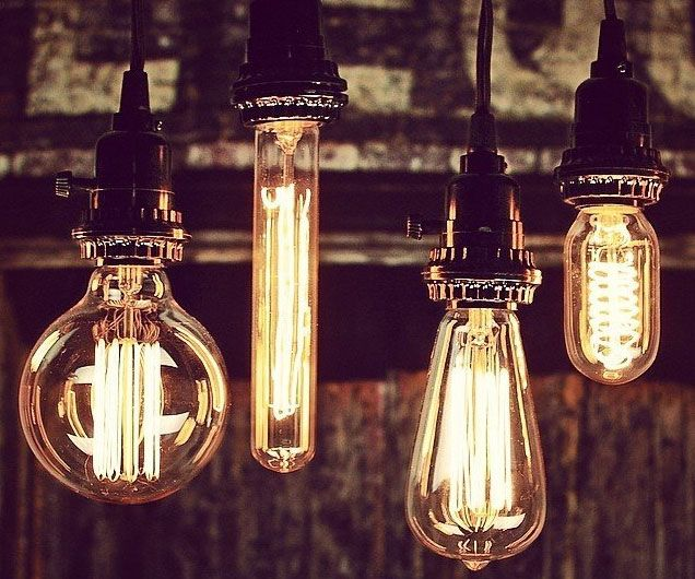 Give the home a quaint yesteryear ambiance by illuminating it using vintage style light bulbs. Each of these 60 watt bulbs have a lifespan of approximately 300 hours and feature an antiquated design great for giving your pad a really unique feel.