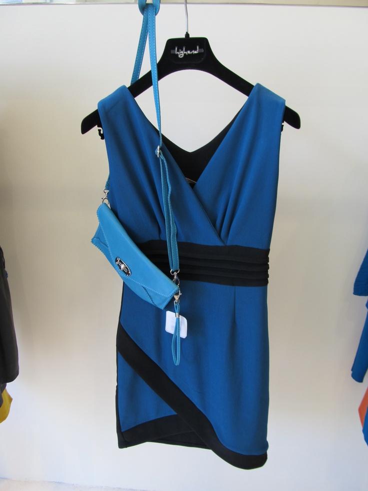 Dress and Bag  Masara fresh,  8 Kolokotroni Str, Kifissia  Athens