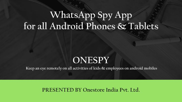 Now you can stay updated of all the activities of your kid's phone with ONESPY WhatsApp spy app. You get the choice to tune-in the phone apps as per your choice, blocking of a single app or all apps is now possible from your end. For more information, you can visit: https://medium.com/@dheerajonestore/whatsapp-spy-app-brings-parents-a-complete-hold-on-the-kids-phone-a7805ce6734a
