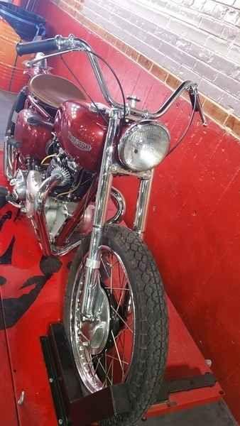 Used 1956 Triumph THUNDERBIRD BOBBER Motorcycles For Sale in Colorado,CO. 1956 Triumph THUNDERBIRD BOBBER,