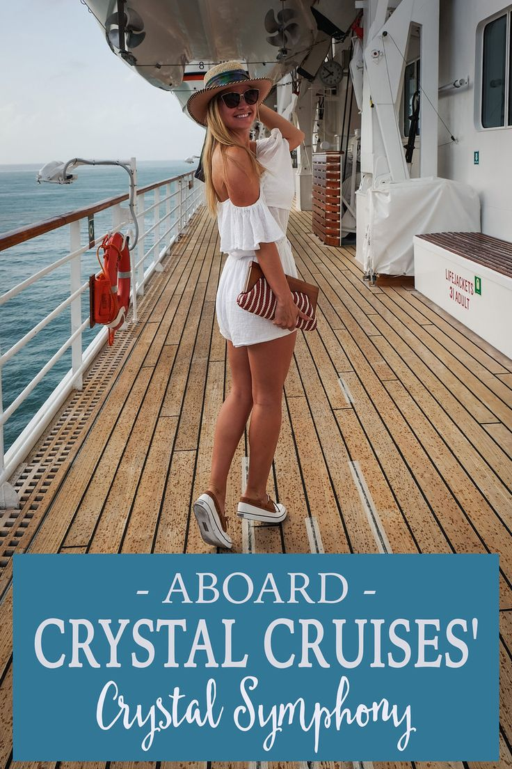 While I knew of Crystal Cruises' reputation for luxury and world-class service, nothing could prepare me for what I was about to experience onboard Crystal Symphony. #CrystalCruises #Rio