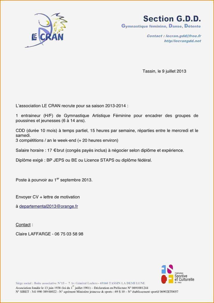 Best Of Lettre De Motivation Bp Coiffure Motivation Good Company You Must