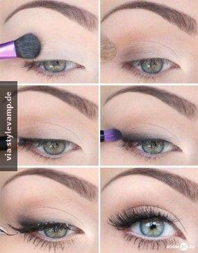 Makeup klassisch und zeitlös schön